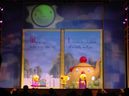 Pictures of Playhouse Disney Live On Stage Rolie Polie Olie