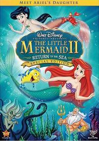 Doobservations: Little Mermaid II: Return to the Sea Special Edition DVD