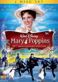 Doobservations: Mary Poppins 45th Anniversary 2-Disc DVD