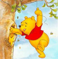 Winnie The Pooh and The Honey Tree 3