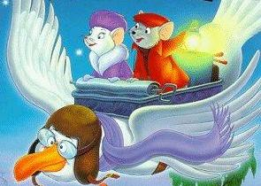 The Rescuers Cartoon Disney