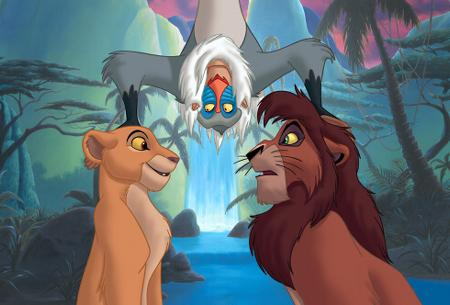 The Lion King II Simba's Pride