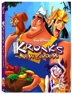 Toon Talk: Kronk's New Groove - Dec 13, 2005 - LaughingPlace.com ...