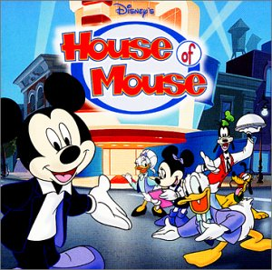 House of Mouse Cd1