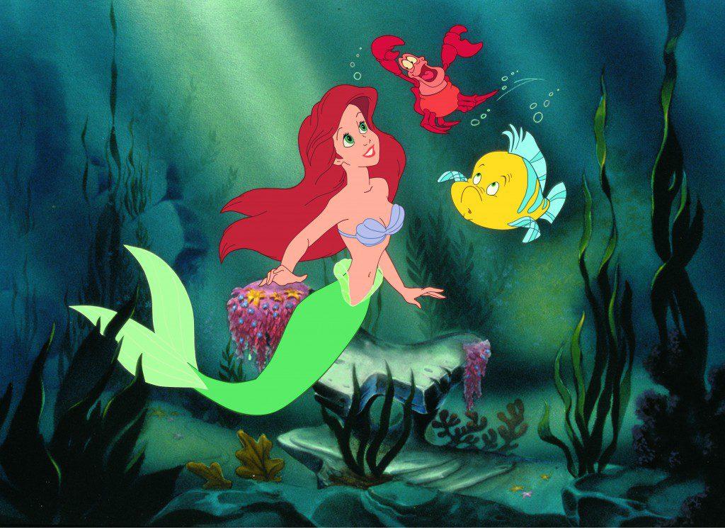 """Disney's """"The Little Mermaid"""" 3D at the El Capitan Theatre ..."""