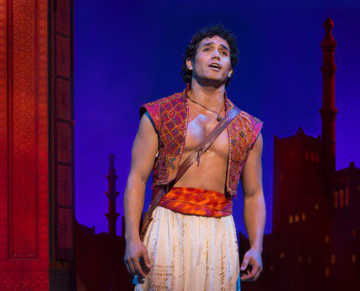 Pictures: Production Photos of Aladdin on Broadway