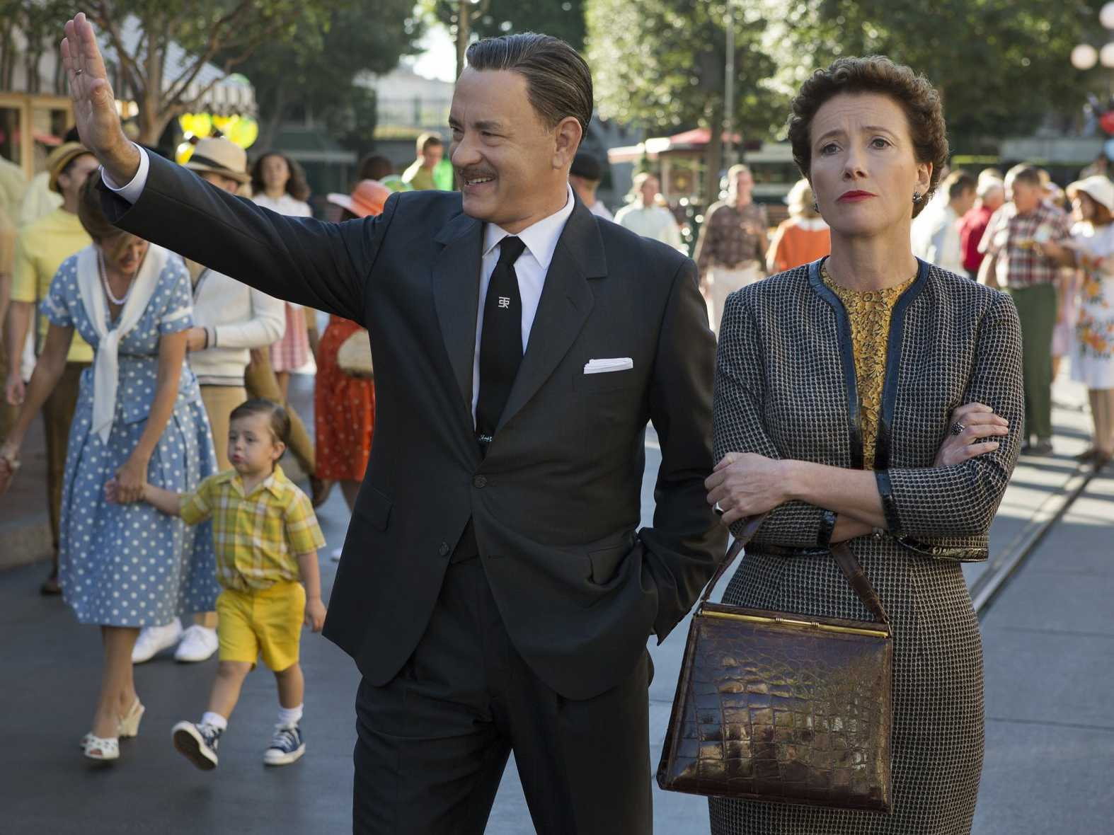 "Review of ""Saving Mr. Banks"""