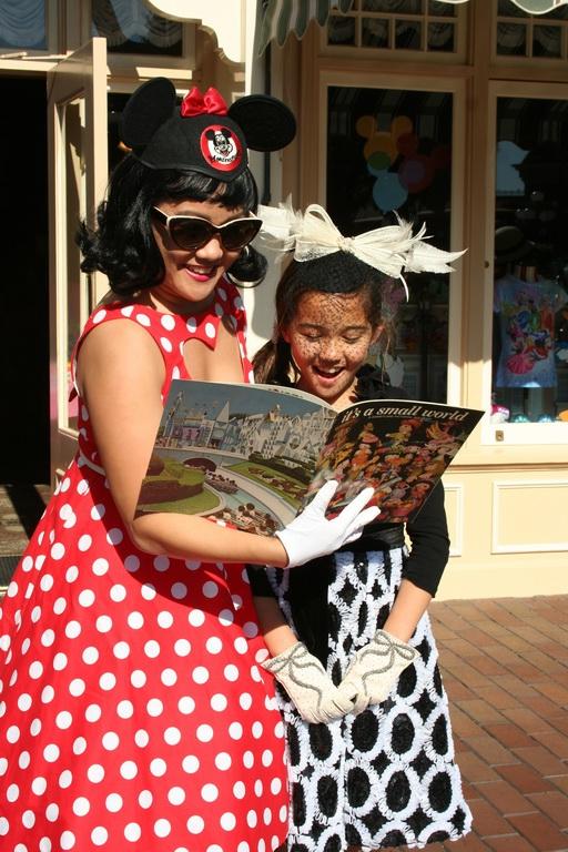 Dapper Day 2014 at Disneyland