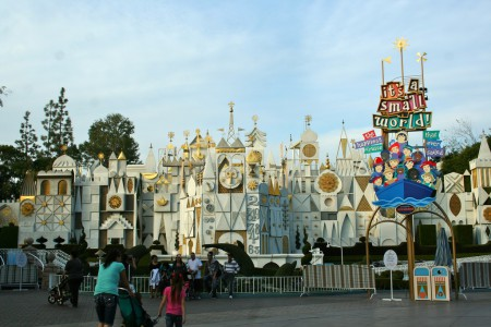 small world is about ready to reopen