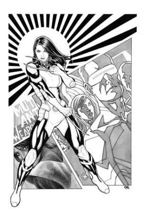 All-Star Creators Unite for the Landmark ALL-NEW X-MEN #25