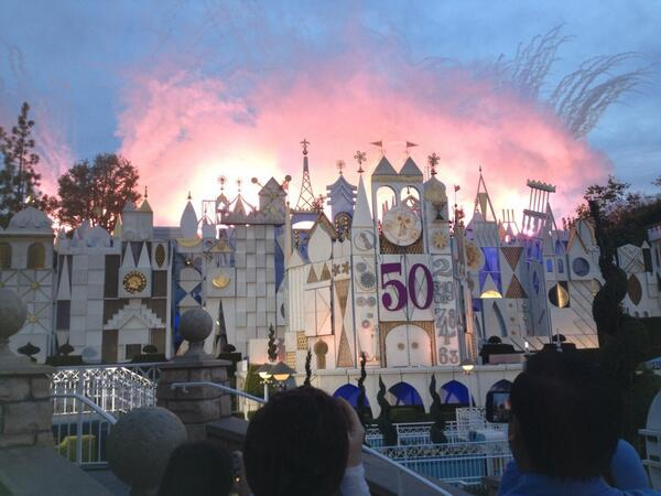 """it's a small world"" Facts and Figures"