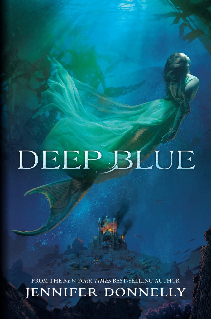 A Look at Jennifer Donnelly's WaterFire Saga and Its First Book, Deep Blue