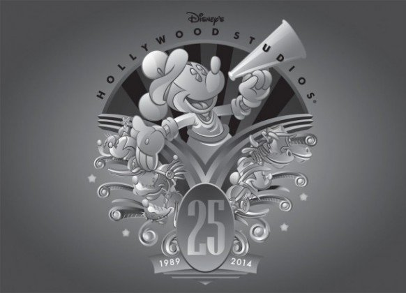 Disney Hollywood Studios 25th Anniversary Merchandise To Be Released