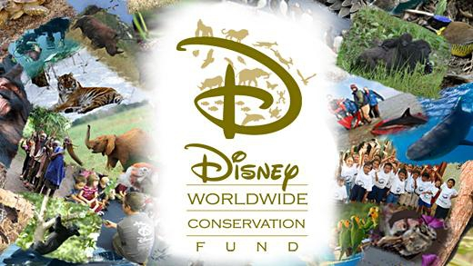 Celebrate Earth Day with the Disney Worldwide Conservation Fund