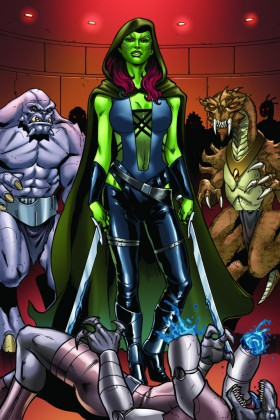 Guardians of the Galaxy Movie Prelude Infinite Comic Now Available