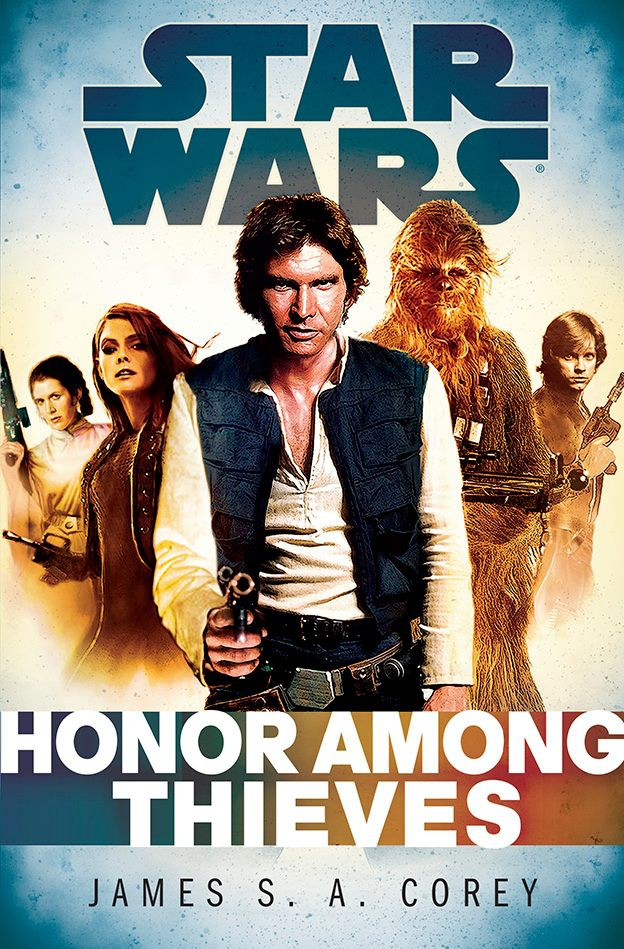 Review: Star Wars: Honor Among Theives