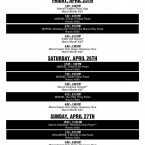 Marvel C2E2 Panel & Booth Schedule