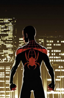 First Look at Miles Morales: Ultimate Spider-Man #1