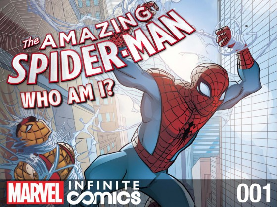 New Amazing Spider-Man Infinite Comic Now Available