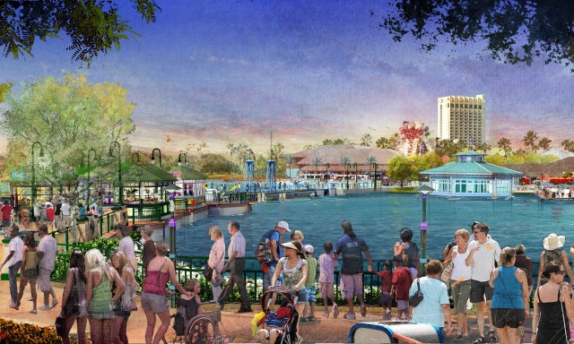 Progress Being Made This Summer as Downtown Disney Turns To Disney Springs Next Year