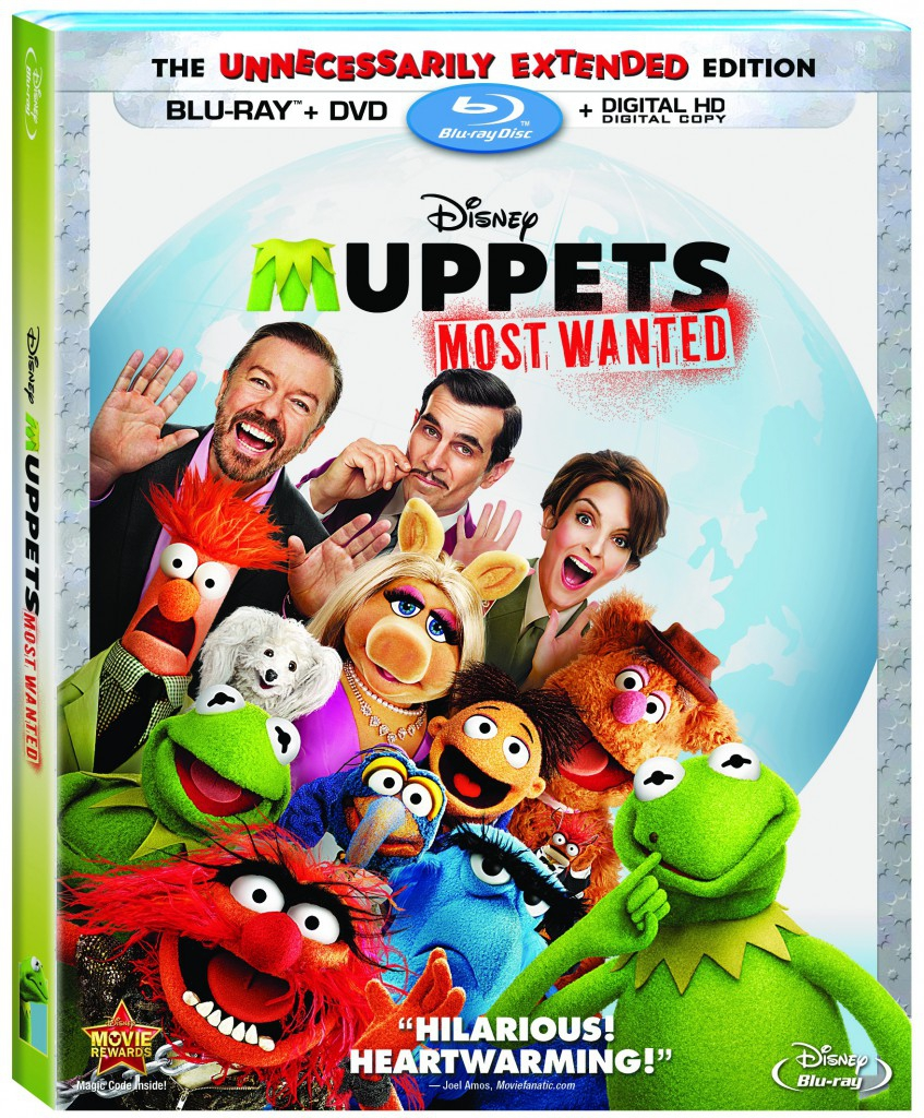 Muppets Most Wanted Archives - LaughingPlace.com