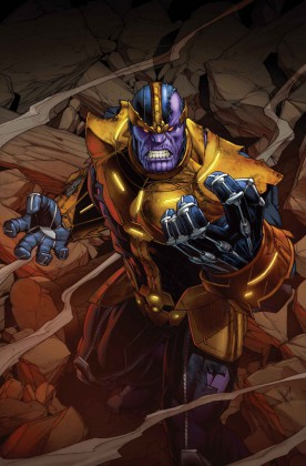 First Look at Thanos Annual #1