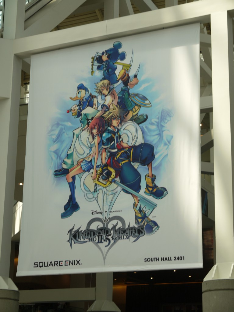 Doug's Look at E3 2014 Continues With Kingdom Hearts, Disney Infinity, and Fantasia: Music Evolved