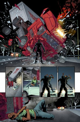 First Look at Spider-Man 2099 #1