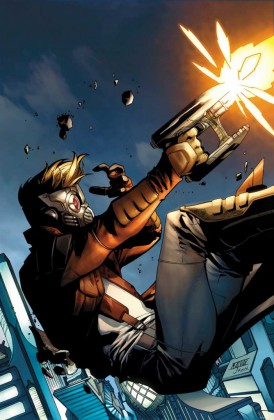 Peter Quill Flies Solo in The Legendary Star-Lord #1