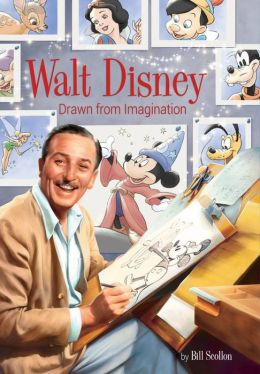 Book Review: Walt Disney: Drawn From Imagination