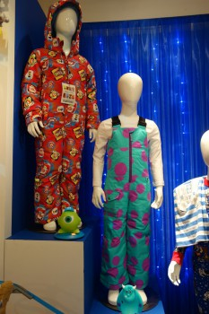 Burton Ski Onesies in Disney Pixar prints; Phillips Soft Pals_14529395973_l