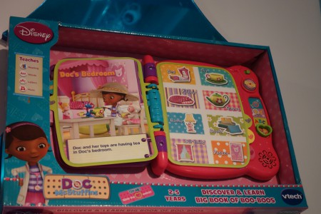 Doc McStuffins Discover and Learn Big Book of Boo-Boos_14486174626_l