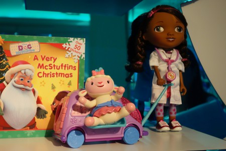 Doc McStuffins Mobile Clinic set_14322619720_l