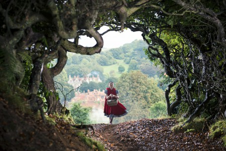 Lilla Crawford stars as Little Red Riding Hood