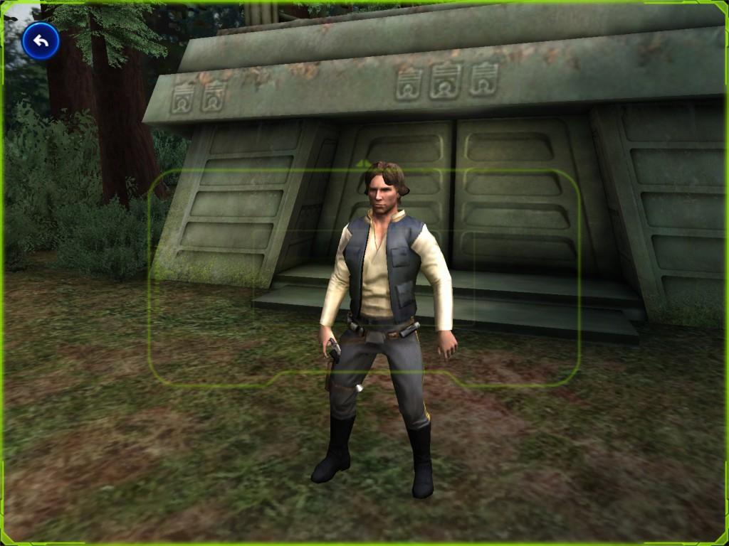 Star Wars Scene Maker App Review