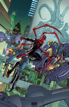 First Look at the Return of Superior Spider-Man