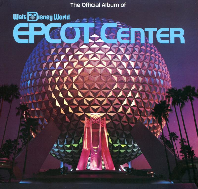 Album Review: EPCOT Center