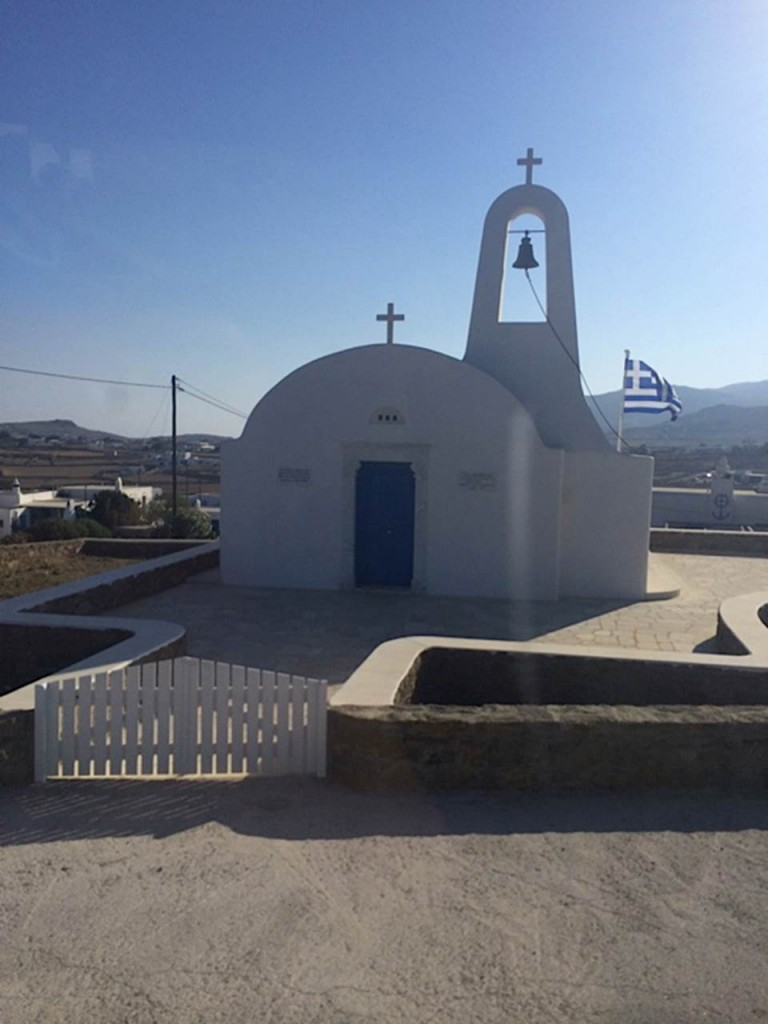 "Disney Cruise / Adventures by Disney Day 8: Mykonos ""Greece is the Word"""