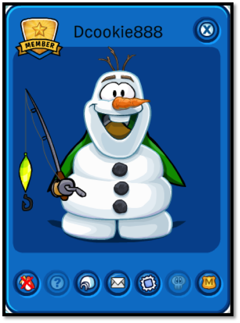 """Club Penguin's """"Frozen"""" Party Is In Full Swing as Queen Elsa Opens her Ice Palace"""