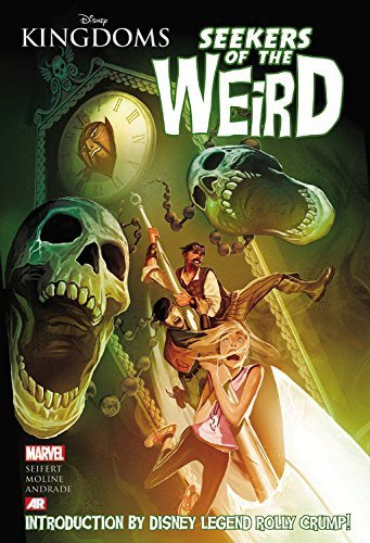 Seekers of the Weird Brings Rolly Crump's Vision to Life
