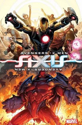 First Look Inside Avengers & X-Men: AXIS
