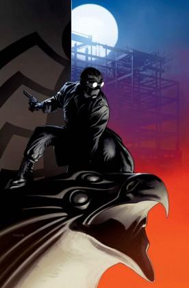 First Look at Spider-Man Noir In Age of Spider-Verse #1