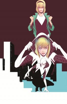 Meet Gwen Stacey - Spider-Woman in Edge of Spider-Verse #2