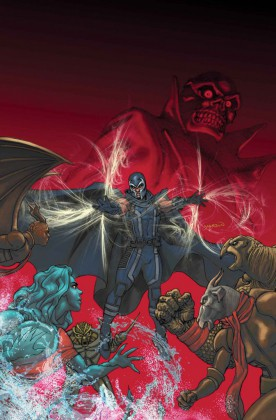 The Road to AXIS Begins in Magneto #9