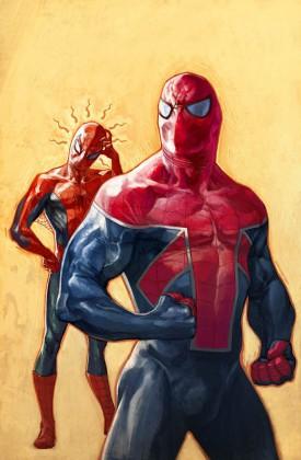 Peter Parker Meets Kamala Kahn This October