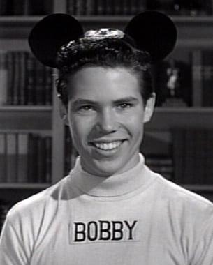 Image result for bobby burgess on mickey mouse club