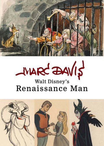 Review: Marc Davis: Walt Disney's Renaissance Man