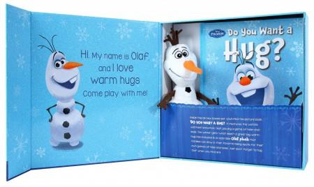 Hug Olaf 2