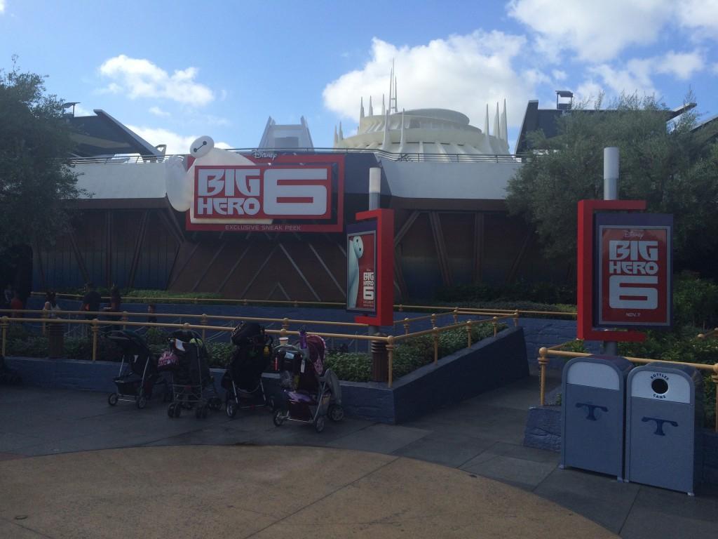 Disneyland Tomorrowland Update Laughingplace Com
