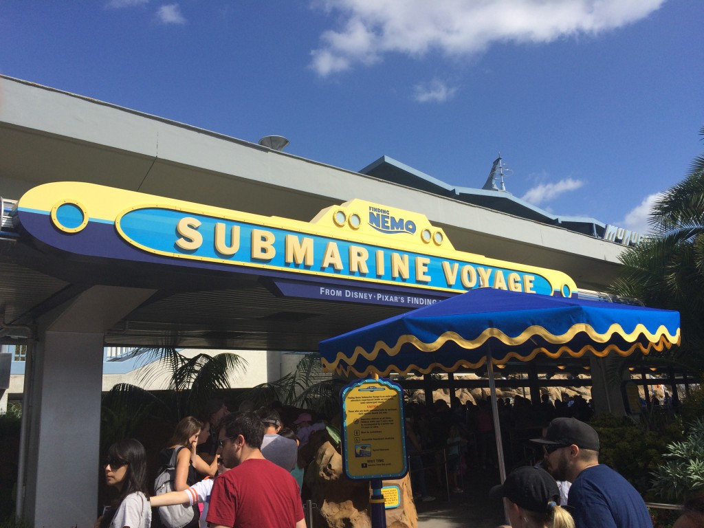Disneyland Tomorrowland Update